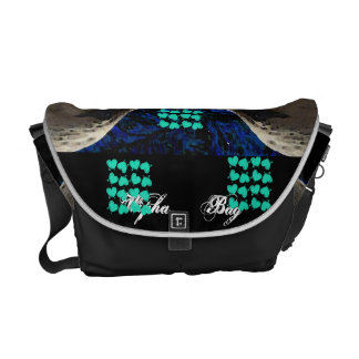 Be in love Bag Courier Bags