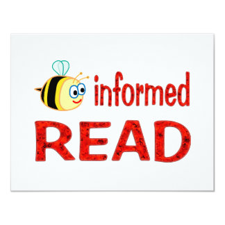 Be Informed READ Card