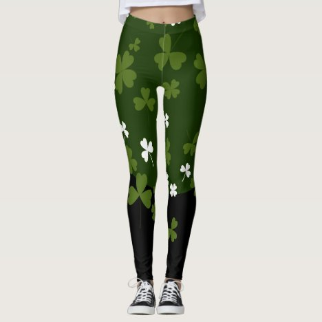 Be Irish for a Day Leggings