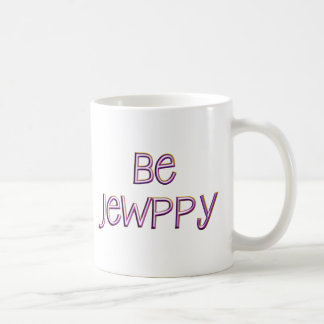 Be Jewppy Coffee Mug