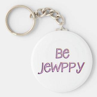 Be Jewppy Keychain