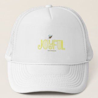 Be Joyful - A Positive Word Trucker Hat