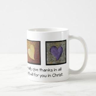 Be Joyful Always Coffee Mug