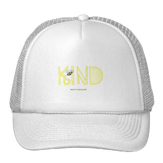 Be Kind - A Positive Word Trucker Hat