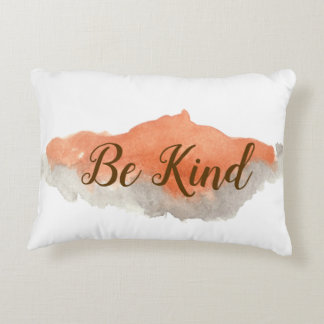 Be Kind Accent Pillow