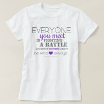 Be Kind Always (purple) T-Shirt