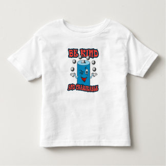 Be Kind and Charitable - T-shirt