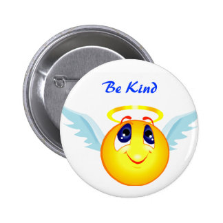 Be Kind_ Button Pins
