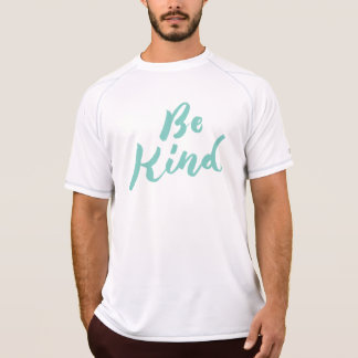 be kind hand lettering design t shirt