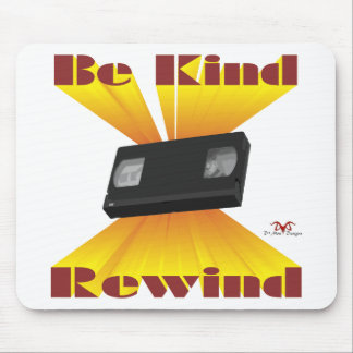 Be Kind Rewind Ver. 6 Mouse Pad