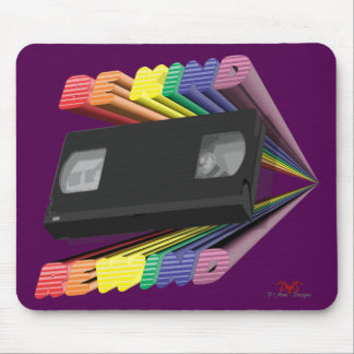 Be Kind Rewind Ver. 7 Mouse Pad