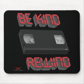 Be Kind Rewind Ver. 9 Mouse Pad