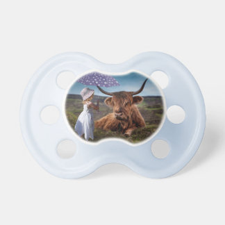Be Kind to Animals Pacifier