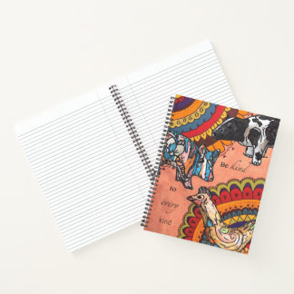 Be kind to every kind notebook