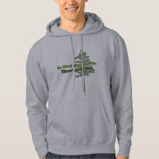 Be Kind to the Earth Hoodie