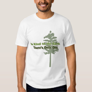 Be Kind to the Earth Tee Shirt