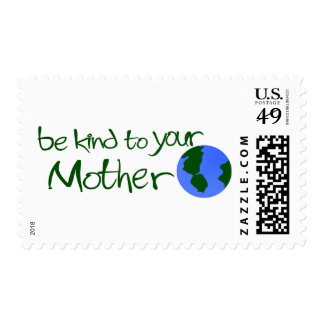 Be Kind To Your Mother Postage