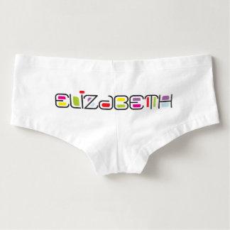 Be known! ELIZABETH Contempo Glo-colors Hot Shorts