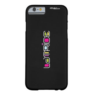Be known! LATRICE Contempo Glo-colors Barely There iPhone 6 Case