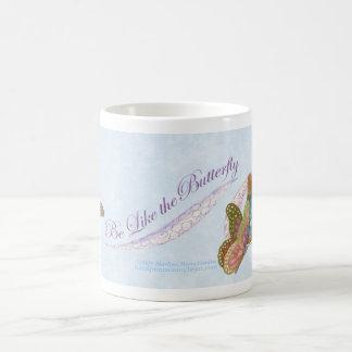 Be Like A Butterfly Mug