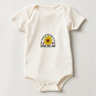be like christ arch baby bodysuit