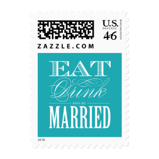 & BE MARRIED   POSTAGE