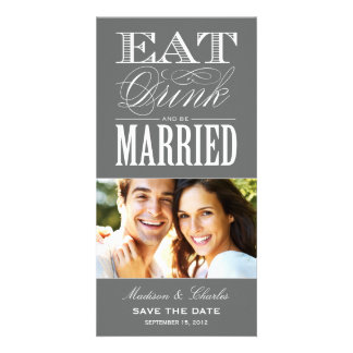 & BE MARRIED | SAVE THE DATE ANNOUNCEMENT
