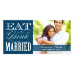 & BE MARRIED | SAVE THE DATE ANNOUNCEMENT PHOTO CARD