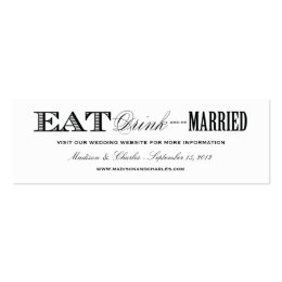 & BE MARRIED | WEDDING WEBSITE CARDS BUSINESS CARDS