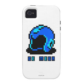 Be Mega 2 Vibe iPhone 4 Cover