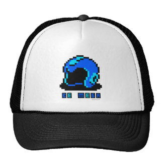 Be Mega Trucker Hat