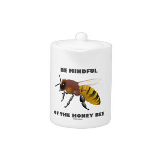 Be Mindful Of The Honey Bee (Apiarist Attitude)