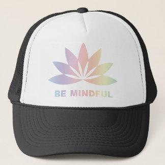 Be Mindful Trucker Hat