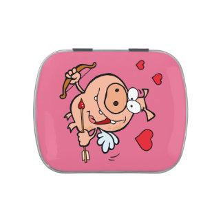 Be Mine Anti-Valentine's Candy Tins
