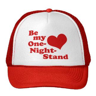 Be Mine antivalentines day singles humor Trucker Hat