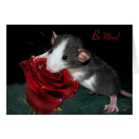 Be Mine! Card