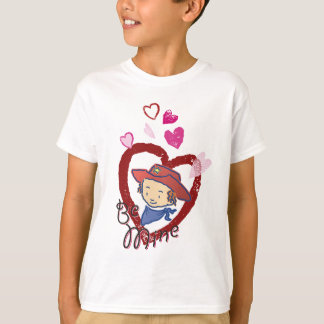 Be Mine Cowgirl Rose T-Shirt