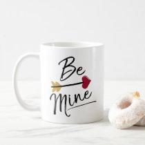 Be mine Cute Valentines Coffee Mug