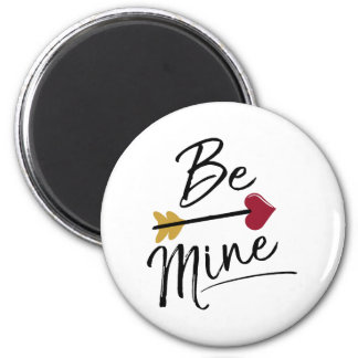 Be mine Cute Valentines Magnet
