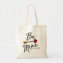 Be mine Cute Valentines Tote Bag