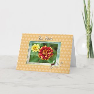 Be Mine Day Greeting Card