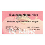 Be Mine Frog close up photograph Double-Sided Standard Business Cards (Pack Of 100)