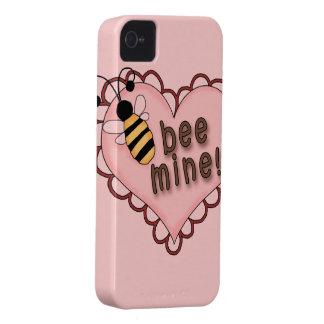 Be Mine Heart iPhone 4 Case-Mate Case