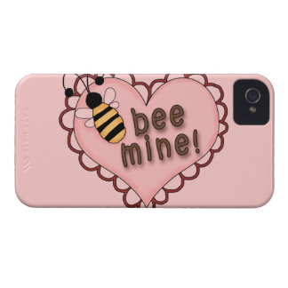 Be Mine Heart iPhone 4 Covers
