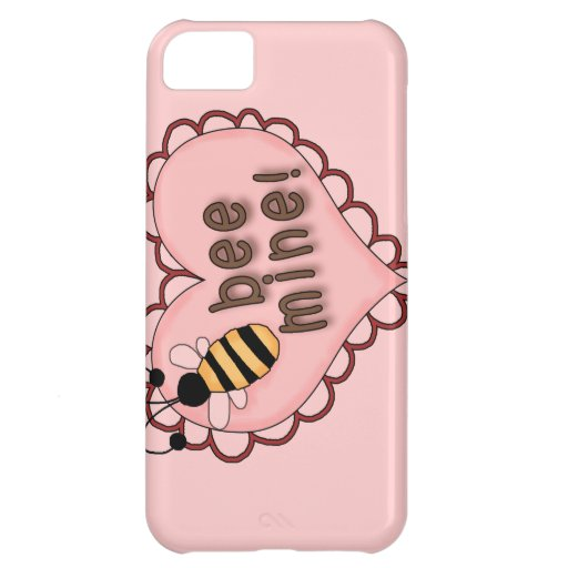 Be Mine Heart iPhone 5C Cases