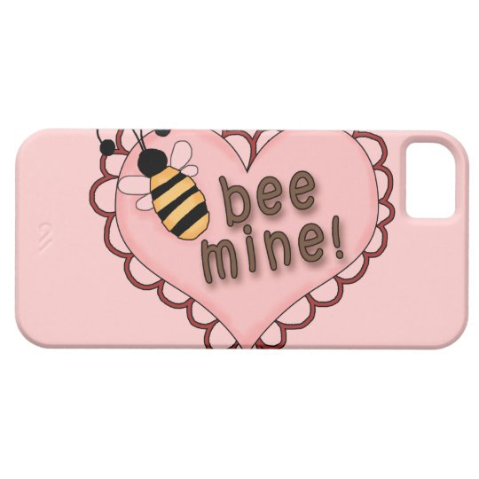 Be Mine Heart iPhone SE/5/5s Case