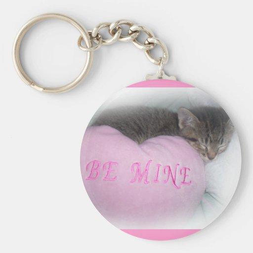 Be Mine Key Chain