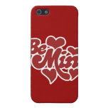 Be Mine Love iPhone 5 Cover