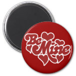 Be Mine Love Magnets