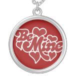 Be Mine Love Pendants